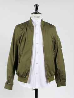 Jonas bomber jacket from Whyred