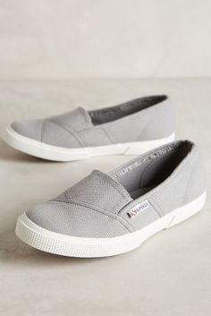 Superga Cotw Slip-On Sneakers Neutral 6 Sneakers