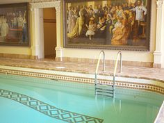 Prince of Wales Hotel Swimming Pool