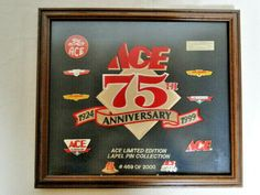 eBay #Sponsored Ace Hardware Limited Edition Lapel Pin Collection #469/2000 Advertising Ace Hardware, Frame Display, Lapel Pins, Pin Collection, Charity, Advertising, Anniversary, Holiday Decor, Google Search