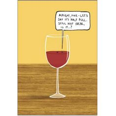 Woodmansterne Berger and Wyse humour greeting card 404092