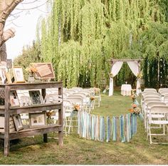 Vintage Country Weddings Rustic Wedding Bells Ceremony Our