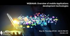 Free #Webinar- Learn from our expert on #MOBILE #APPLICATIONS DEVELOPMENT #TECHNOLOGIES | Thursday, 26 MAY (07:00 - 08:00 PM IST). http://www.springpeople.com/webinars/overview-of-mobile-applications-development-technologies
