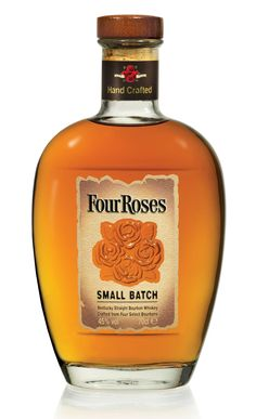 Four Roses Small Batch Kentucky Straight Bourbon Whiskey Bourbon Whiskey, Bourbon Barrel, Whisky, Top 10 Bourbons, Best Bourbons, Best Bourbon Under 50, Small Batch Bourbon, Famous Smoke, Bottle Shop