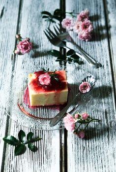 Panna Cotta, Cheesecake, Ethnic Recipes, Desserts, Food, Tailgate Desserts, Dulce De Leche, Deserts, Cheese Cakes