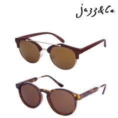 A escolha é sua  Jazz & Co.   modelos Wire e Vig #Soujazz #sunglasses #eyewear #jazzeco #shades #style #ootd