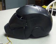 the RPF Custom Welding Helmets, Welding Gear, Diy Welding, Welding Hats, Metal Projects, Welding Projects, Metal Crafts, Art Projects, Welding Certification