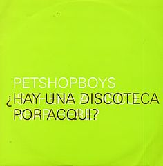 "Pet Shop Boys, Discoteca - Green Sleeve, UK, Promo, Deleted, 12"" vinyl single (12 inch record / Maxi-single), Parlophone, 12RDJ6452, 74313"