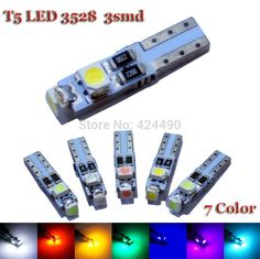 10pcs Car Auto LED T5 3 led smd 3528 Wedge LED Light Bulb Lamp 3SMD White Green Red Yellow pink crystal blue     Buy Now for $11.89 (DISCOUNT Price). INSTANT Shipping Worldwide.     Get it here ---> https://innrechmarket.com/index.php/product/10pcs-car-auto-led-t5-3-led-smd-3528-wedge-led-light-bulb-lamp-3smd-white-green-red-yellow-pink-crystal-blue/    #hashtag2
