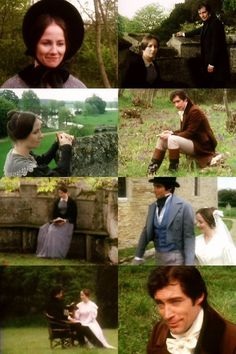 "Zelah Clarke (Jane Eyre) & Timothy Dalton (Mr. Edward Fairfax Rochester) - ""Jane Eyre"" (TV 1983)"