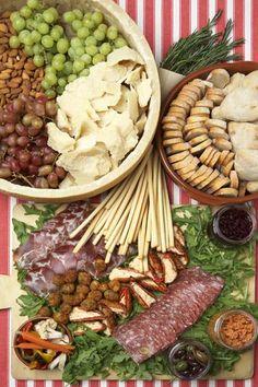 ed dixon food design grazing table