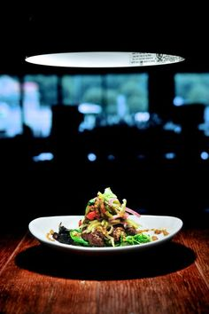 Don't like the bun? Just Stack your own and make it a salad! #Bar145 #Gastropub