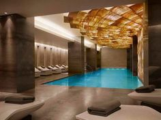 The Istanbul Edition, Turkey #pool #hotel