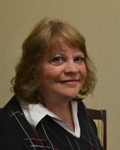 Janet Morgan, Administrative Assistant to the Executive Director