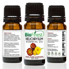 BioFinest Helichrysum Oil - Pure Helichrysum Essential Oil - Skin Antibiotic - Premium Quality - Therapeutic Grade - Best For Aromatherapy - FREE E-Book ** Quickly view this special product, click the image : NOW essential oils Ginger Essential Oil, Essential Oils For Skin, Rose Essential Oil, Therapeutic Grade Essential Oils, Helichrysum Essential Oil, Natural Skin Care, Aromatherapy, 100 Pure, Essentials