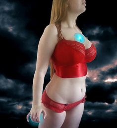Love this! :-) Curvy bra blogger Miss Shapen presents the Bravengers! Iron Man