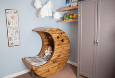 Hey, I found this really awesome Etsy listing at https://www.etsy.com/listing/249938378/baby-moon-crib-bassinet