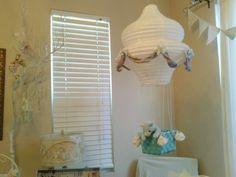 Flying bear @my sister's baby shower