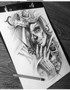 New tattoo leg sleeve skull Ideas Chicano Tattoos, Chicano Art, Skull Tattoos, Leg Tattoos, Body Art Tattoos, Sleeve Tattoos, Trendy Tattoos, Tattoos For Women, Tattoos For Guys