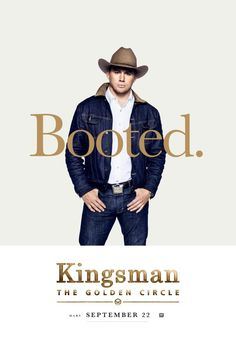 Channing Tatum as Tequila! Kingsman: The Golden Circle! http://techmash.co.uk/2017/07/19/channing-tatum-a…he-golden-circle/