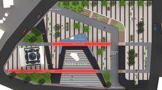 Karahisar Kent Meydanı / Urban Square Landscape PLAN