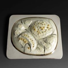 Lilyan Bachrach, The Enamel Arts Foundation - Collection