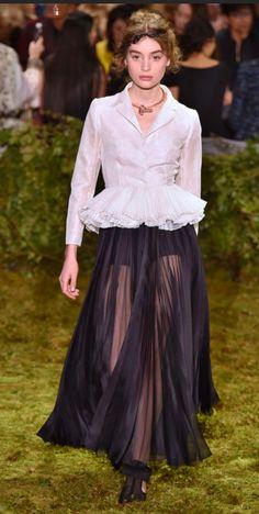 Dior - Paris HC verão 2017