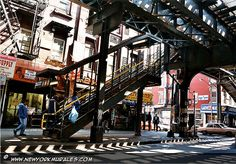 the bronx | New York Murales | Bronx | The Bronx: Bronx landscape