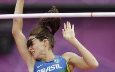 'Ainda estou anestesiada', diz Fabiana Murer após eliminação inesperada