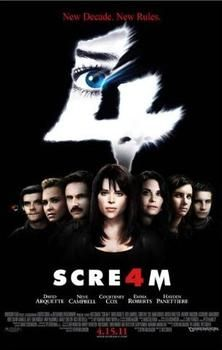 scream 4....loved the addition...