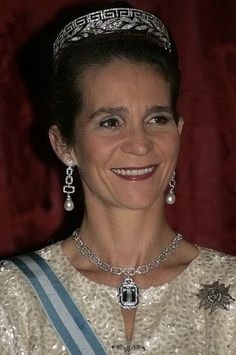 Her Royal Highness Elena María Isabel Dominica de Silos, Infanta of Spain, Duchess of Lugo.