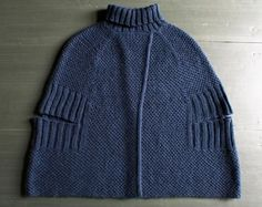 City Cape | The Purl Bee