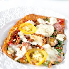 Pizza är något som vi alla mer eller mindre faktiskt tycker är riktigt gott! Vetemjölspizzor undviker jag in i det längsta, det är nämligen det jag mår allra sämst av att äta. Äter jag vanlig pizza så äter jag bara toppingen och kastar brödet, men givetis äter jag ju helst hemmagjord där jag även kan […]