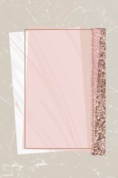 premium vector of Shimmering rectangle frame design vector about marble, background, beige, blank and bronze 894098