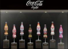 """Coca Cola Light """"Tribute To Fashion"""""""