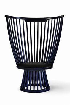 Fan Chair by Tom Dixon