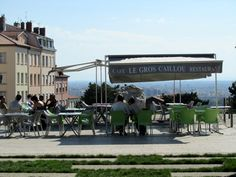 Lyon, quartier Croix Rousse, Gros Cailloux
