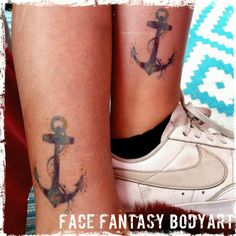 Temporary Festival Tattoos by Face Fantasy BodyArt