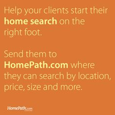 HomePath® Real Estate Tips | http://www.homepath.com/realestate.html