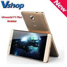원래 vkworld t1 플러스 4 그램 휴대 전화 6.0 안드로이드 2 기가바이트 ram 16 기가바이트 ROM MTK6735 쿼드 코어 6.0 인치 720 마력 4300 미리암페르하우어 배터리 셀 전화