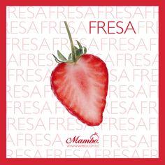Fresa www.mambo.com.co Frutas y verduras Mambo Cartagena de Indias - Colombia