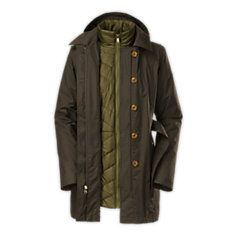 NorthFace Riverdale Trench TriClimate, XL, Graphite Grey Melange $374.00