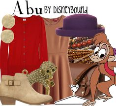 "Abu for ""Aladdin"" 