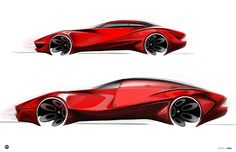 Alfa Romeo (teaser - work in progress) on Behance
