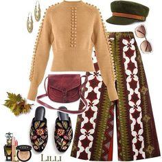 {Retro} ⭐️ #styling #stylist #stylish #styleblogger #styleinspiration #mystyle #fashionstyle #fashion #fashionista #makeup #glam #70s #vintage #bohemian #bohochic #fairy #look #aboutalook #outfitoftheday #polyvore #pompom #palazzopants #bakerboycap #embroidery #flowers #naturelovers #inspiredbynature #peoplescreatives #visualsoflife #moodboard