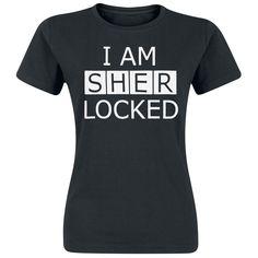 I Am Sherlocked - T-Shirt von Sherlock