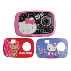 Hello Kitty Digital Camera with Changing Faceplates Faceplate Designs May Vary ** Check this awesome product by going to the link at the image.Note:It is affiliate link to Amazon.