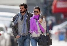 happyswedes:  Prince Carl Philip and fiancée Sofia Hellqvist, who will marry in June