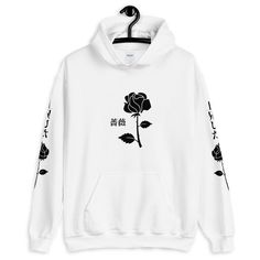 Everyone needs a cozy go-to cozy hoodie to curl up in, so go for one thats soft, smooth, and stylish. Its the perfect choice for cooler evenings! Hoodie Sweatshirts, Pullover Hoodie, Sweater Hoodie, Cute Hoodie, Stylish Hoodies, Cool Hoodies, Hoodies For Girls, Aesthetic Hoodie, Aesthetic Clothes