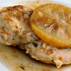 Garlic, Apricot Rosemary Grilled Chicken Breast